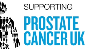 Prostrate CancerUK logo
