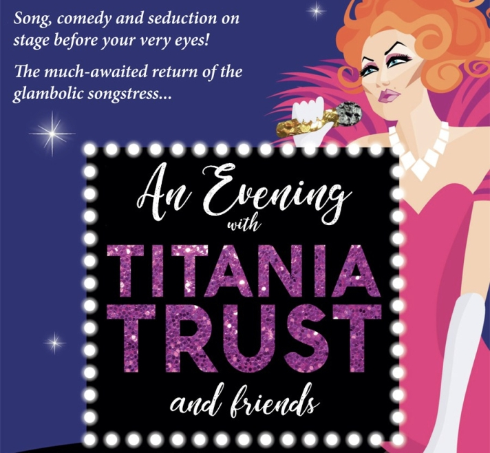 An Evening with Titti poster 2 outlined.indd