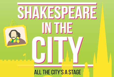 Shakespeare in the City lock up